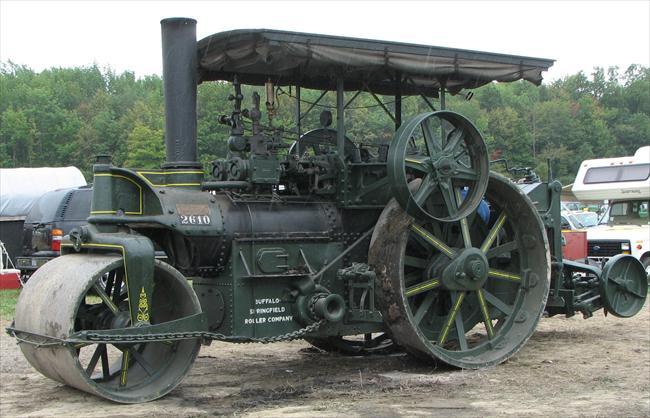 Buffalo Springfield Roller Company