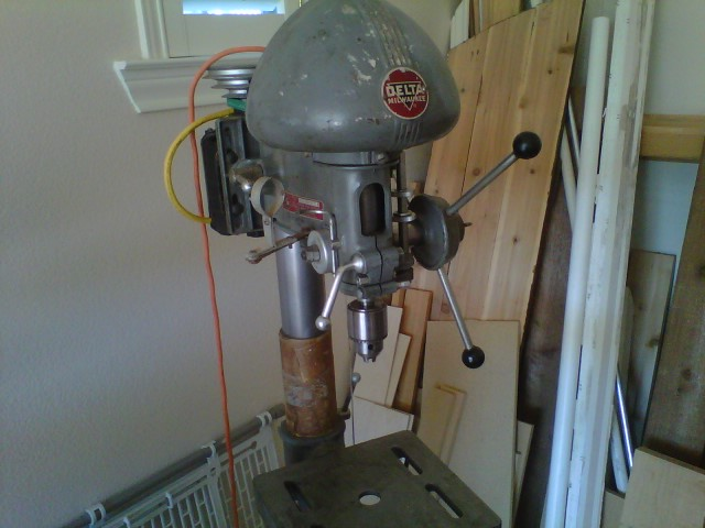 Photo Index  Delta Manufacturing Co  14 Drill Press