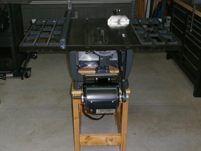 Craftsman 100 Table Saw Price