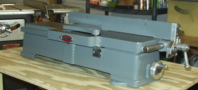 Old Craftsman Jointer