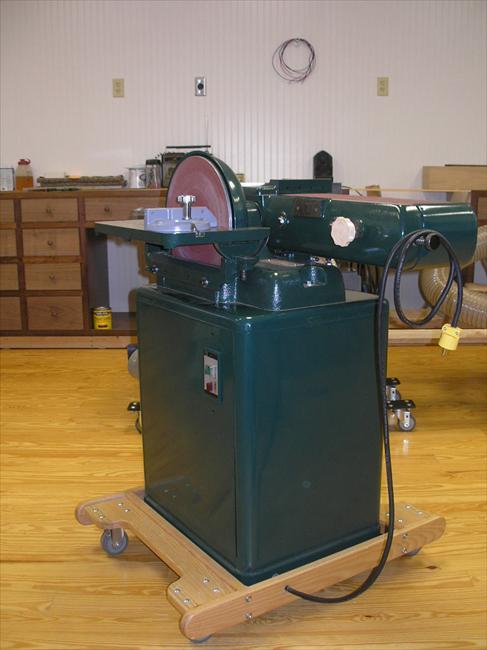Powermatic Model 30 Sander Parts