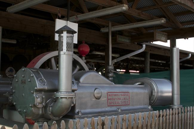 Vintage Ingersoll Rand Air Compressor