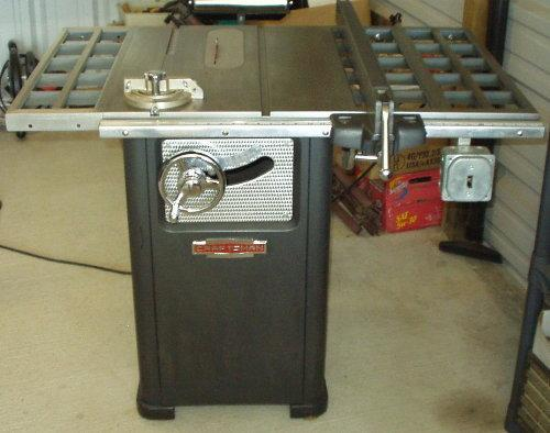 Foley Belsaw Table Saw