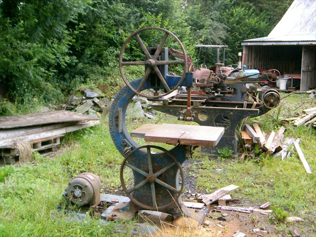 Vintage Machinery For Sale