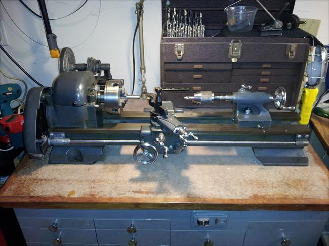 Photo Index  Sears  Craftsman  618 Lathe 10107301