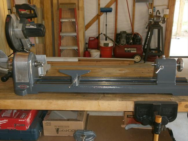 Craftsman Lathe Tools