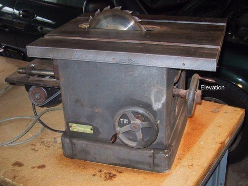 Toolkraft Table Saw