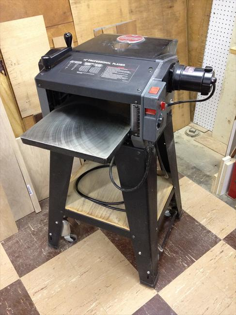 Shopsmith Outfeed Table
