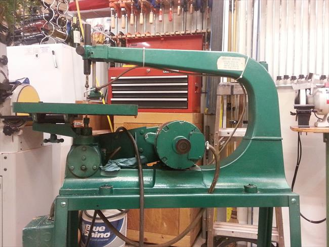 Powermatic Scroll Saw Model 95