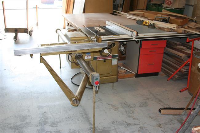 Powermatic Table Saw Model 66 Serial Number