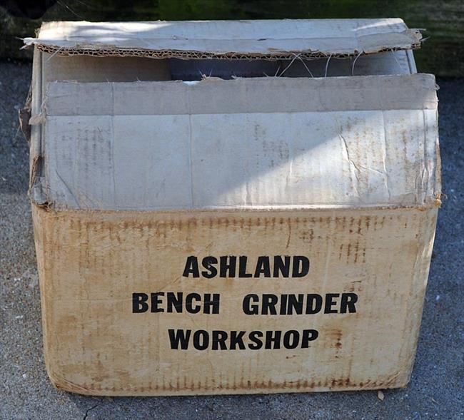 Ashland Bench Grinder