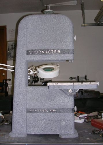 Photo Index Shopmaster Inc Bench Top