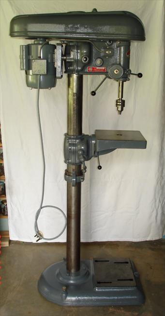 Antique Drill Press Prices