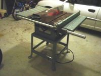 Delta Contractors Table Saw - Table Design Ideas