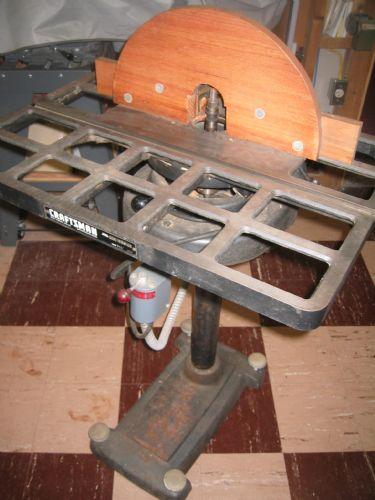 Sears Craftsman Wood Shaper