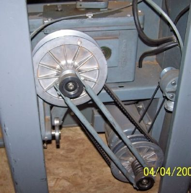 Rockwell Model 20 Bandsaw Parts