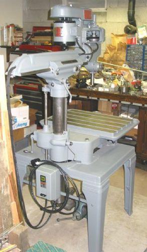Delta Rockwell Radial Drill Press