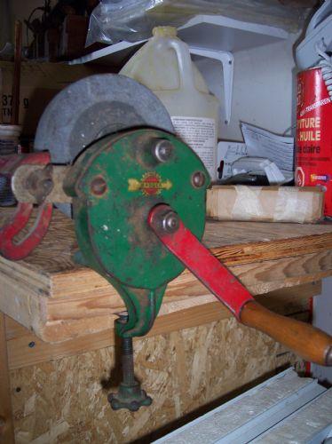 Photo Index Prairie Tool Co Badger Hand Grinder