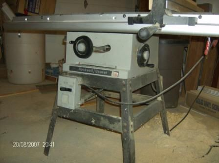 Beaver Tools Table Saw