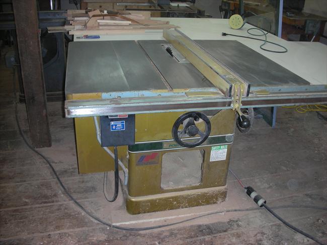 Powermatic Table Saw Model 72 Parts
