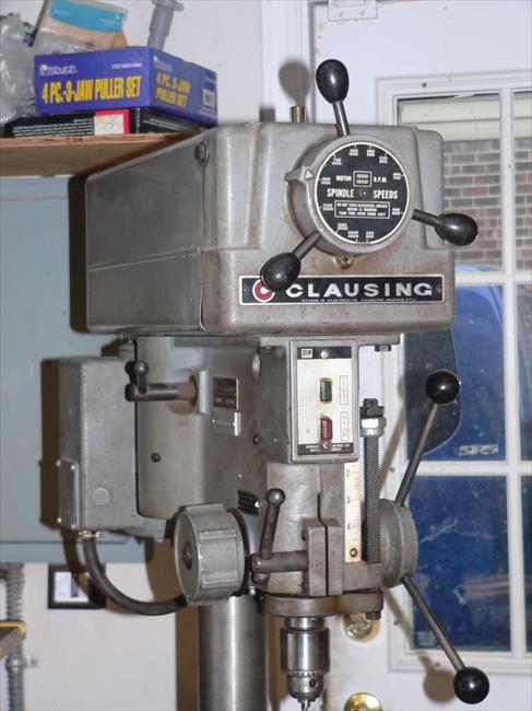Clausing Industrial Kalamazoo Michigan