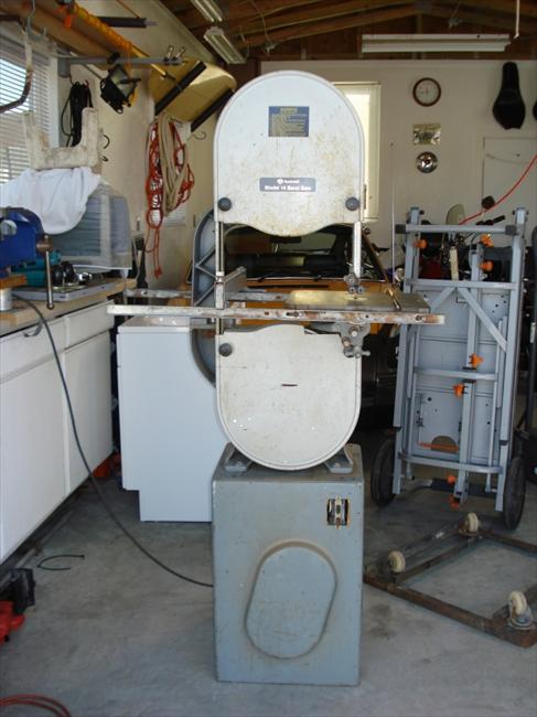Rockwell Model 14 Bandsaw Review