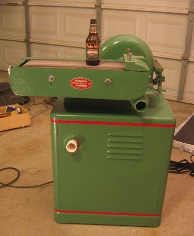 Powermatic Model 30
