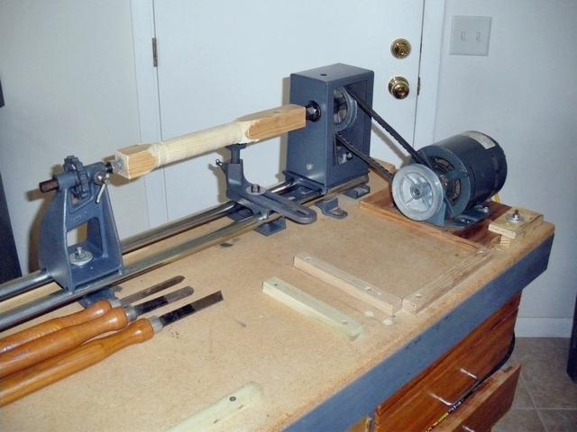 Craftsman Lathe Duplicator