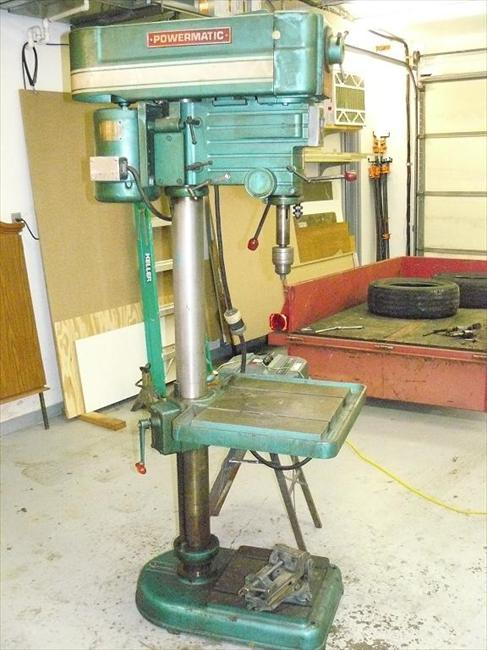 Powermatic 1200 Drill Press For Sale