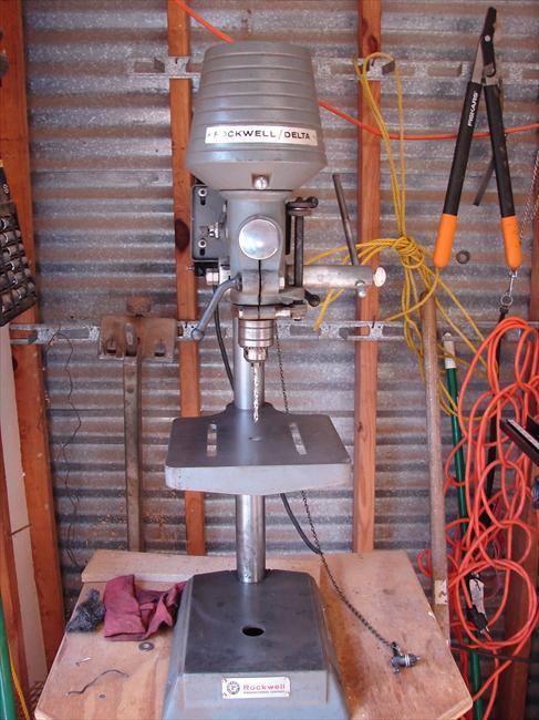 Rockwell Radial Drill Press 11 280