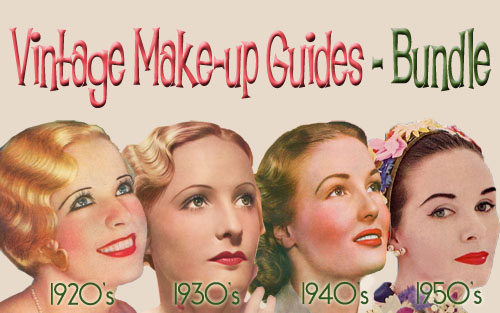 1910s Makeup Vintage Guides