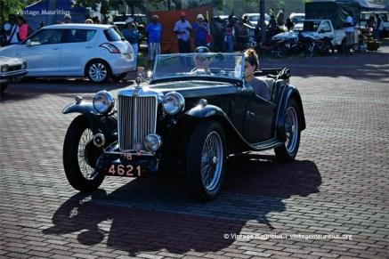 Heritage Regattas Vintage Car
