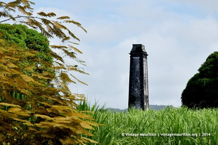 Argy Old Mill Chimney