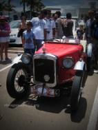 Austin 7 Red