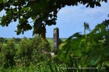 Belle Rose Old Sugar Mill Chimney