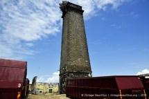 Benares Old Sugar Mill Chimney