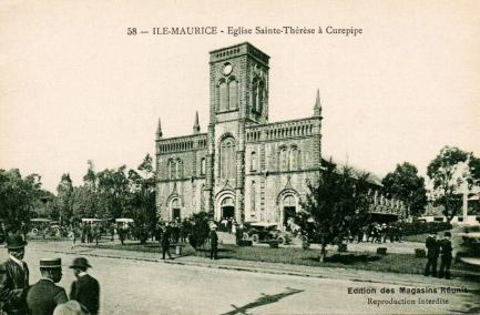 Curepipe St Therese Church before modifications