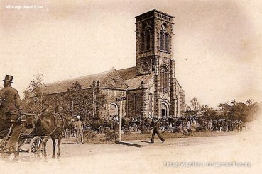 Curepipe - St Therese Church - early 1900s