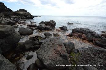 Flic en Flac Klondike Baie du Corsaire 2014 Cliffs