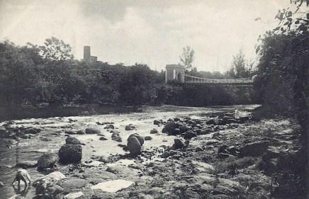 GRNW Suspended Bridge w La Tour Koenig