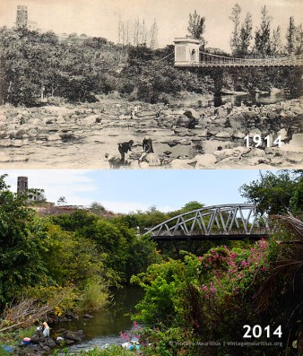GRNW Suspension Bridge 1914 2014