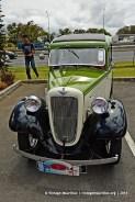 Green Austin Seven Classic Vintage Car Mauritius