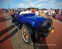 Heritage Regattas Dodge Brothers 1924 Back Side