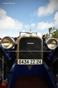 Heritage Regattas Dodge Brothers Front 1924