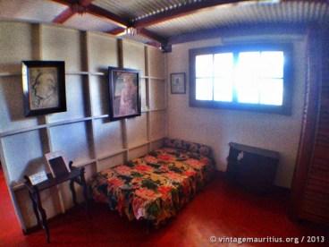 The Bedroom at La Nef