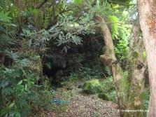 The Main Entrance of La Caverne Caves Vacoas