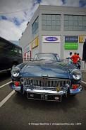 MG B GT Classic Vintage Car Mauritius