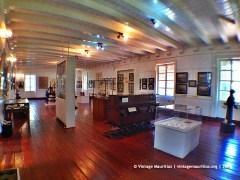 Mahebourg Naval Museum - Chateau Robillard - First Floor