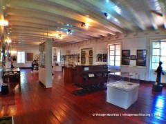Mahebourg Naval Museum - Chateau Robillard - First Floor
