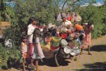 Marchand Ambulant - Kitchen Utensils Seller - 1989